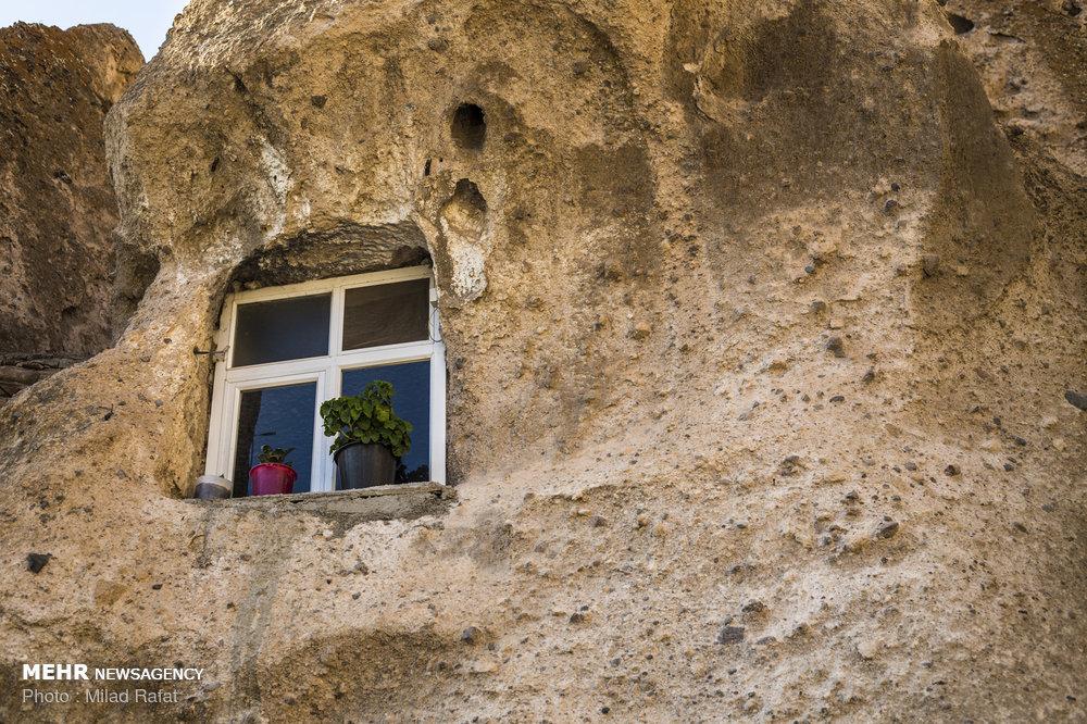 روستای صخره ای کندوان / تصاویر