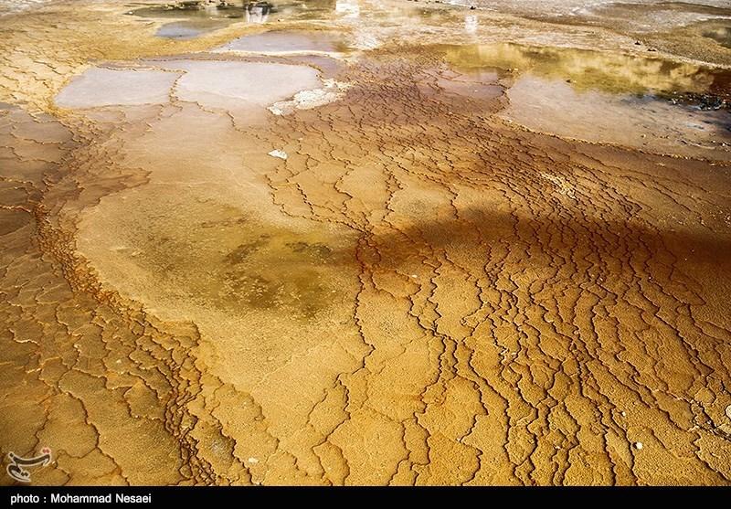تصاویر چشمههای باداب سورت در استان مازندران