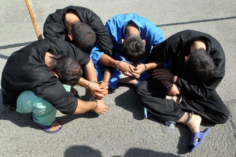 رئیس پلیس تهران بزرگ: 479 سارق و مالخر دستگیر شدند