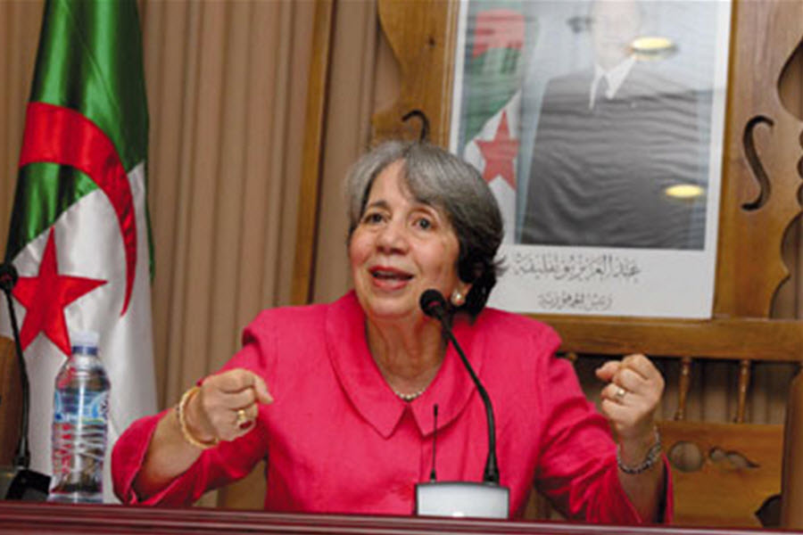 الجزایر:دخالت خارجی درلیبی قاچاق انسان را رونق داده است