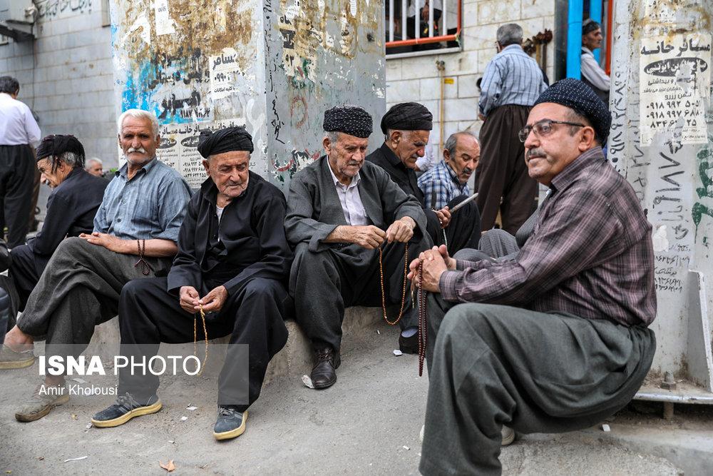 بازدید از روند بازسازی مناطق زلزله زده استان کرمانشاه/ تصاویر
