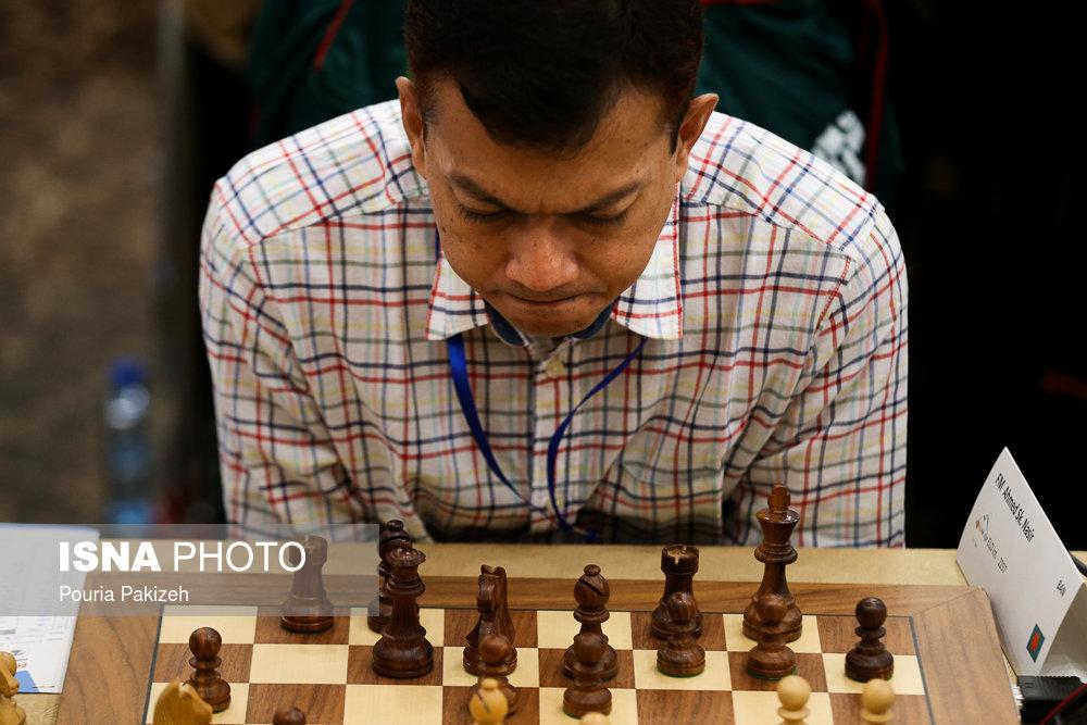 مسابقات شطرنج جام ملت های آسیا/ تصاویر