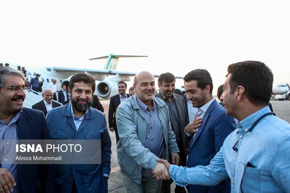 خوزستان در احاطه دود هورالعظیم/ تصاویر