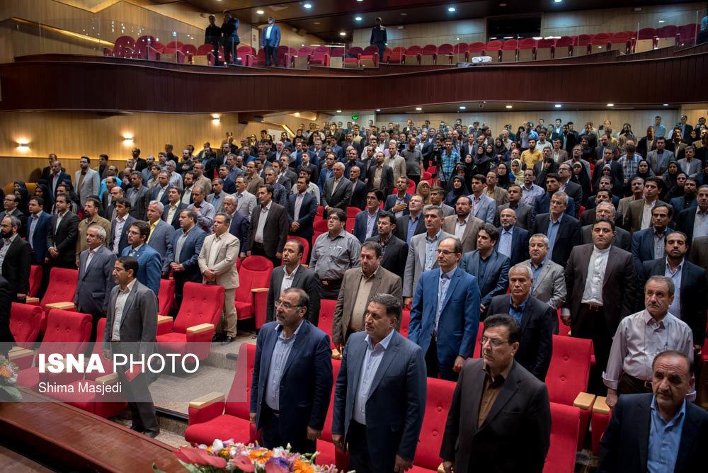مراسم نکوداشت سیوهشتمین سالگرد تأسیس جهاد دانشگاهی/ تصاویر