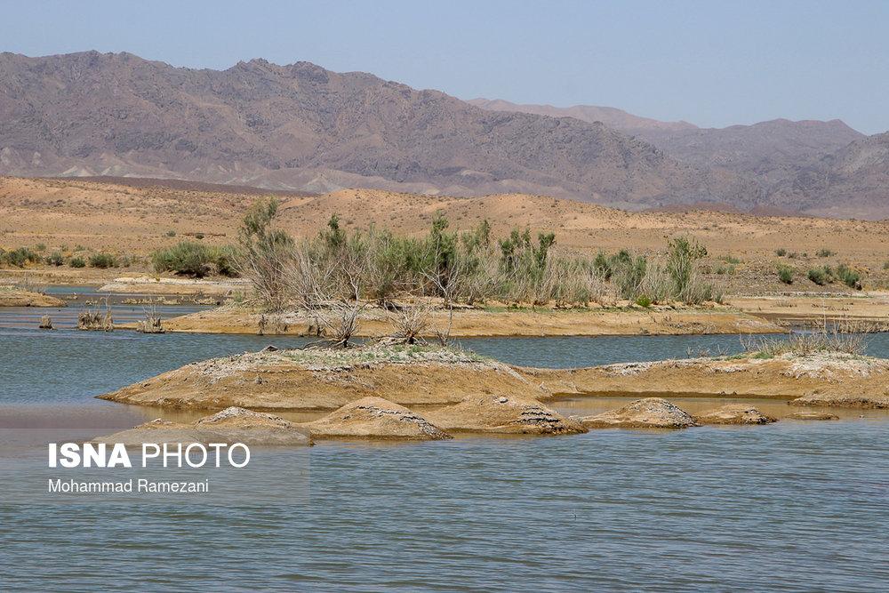 سد «فرخی» خراسان جنوبی/ تصاویر