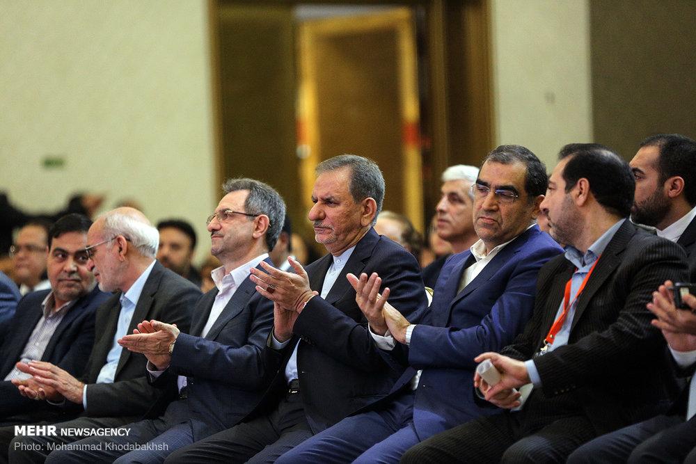 تصاویر کنفرانس منطقه ای سالمندی جمعیت ۲۰۱۸