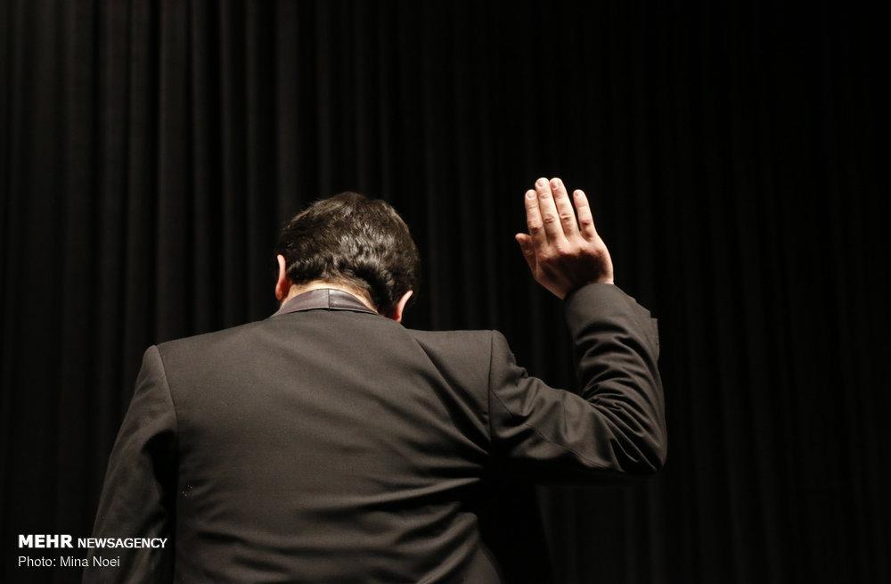 تصاویر اجرای کنسرت ارکستر فیلارمونیک تبریز