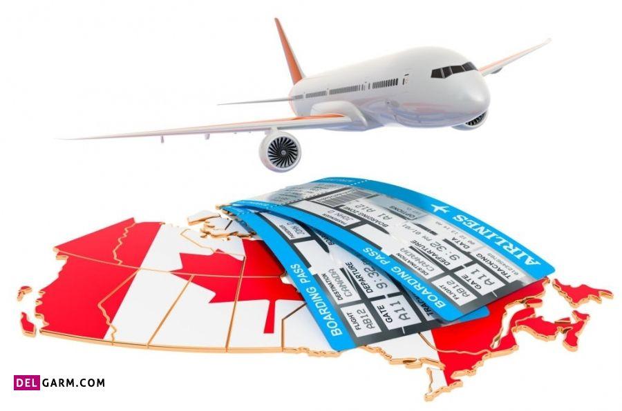 بلیط کانادا