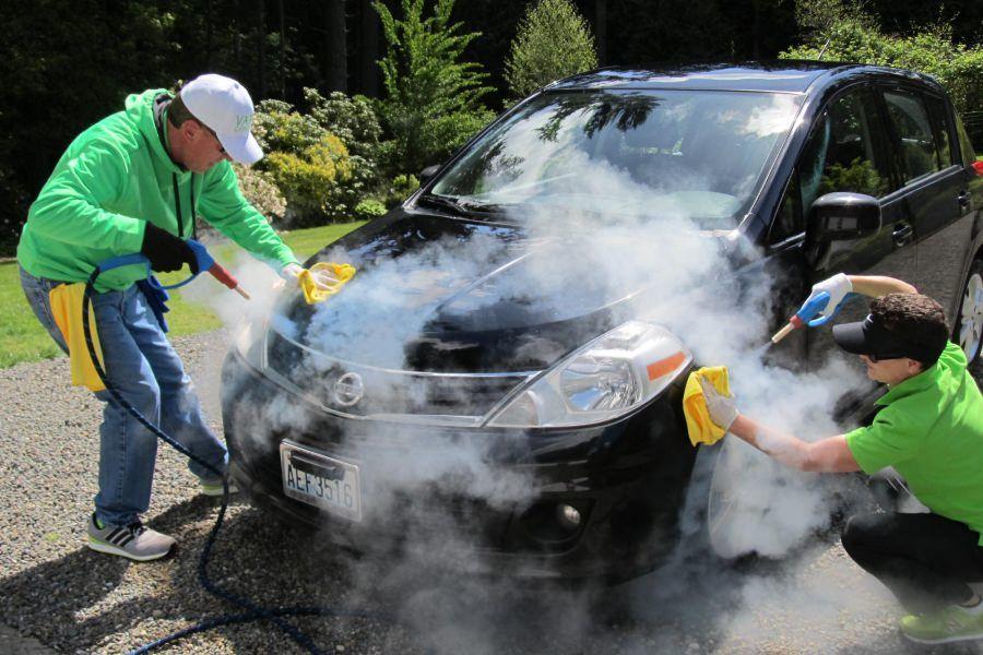 کارواش بخار - قیمت کارواش بخار سیار