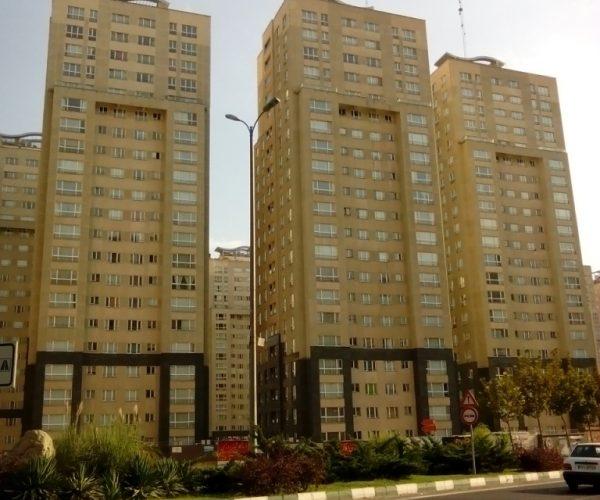 چه برج هایی در منطقه چیتگر تهران وجود دارد؟