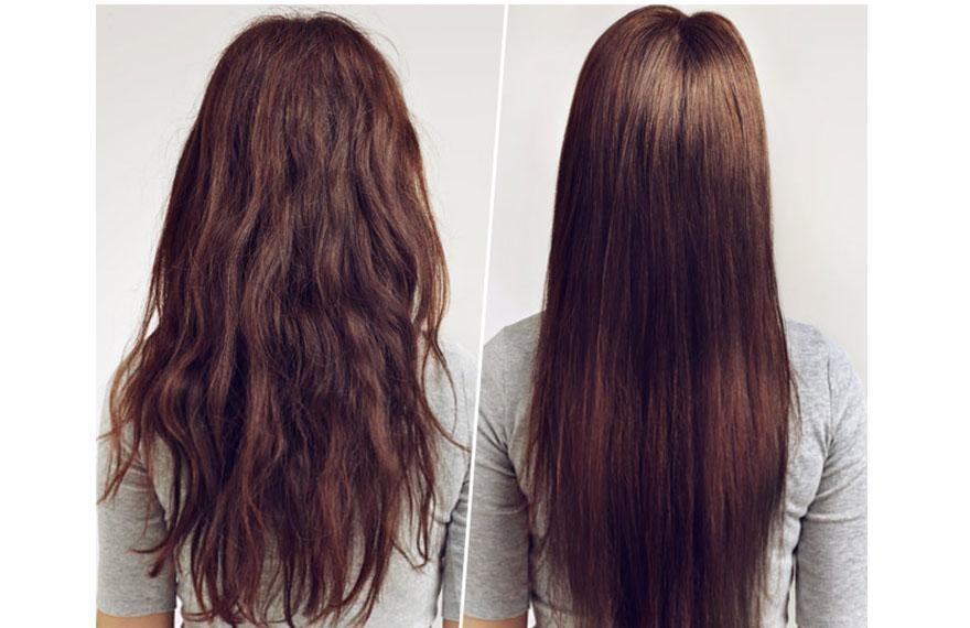 اتو موی کراتینه چیست (تفاوت آن با اتو موی معمولی)