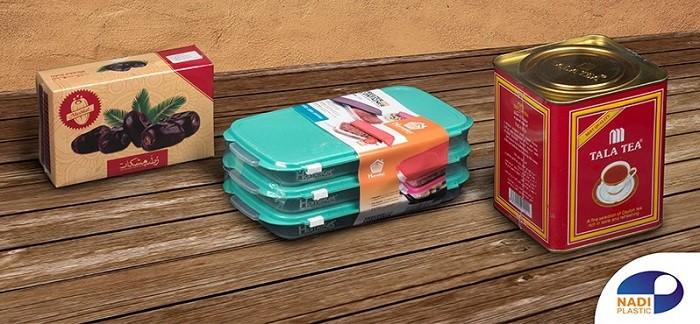 استرچ مواد غذایی: معرفی انواع پلاستیک بسته بندی