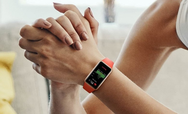 دستبند هوشمند بند 6 هواوی