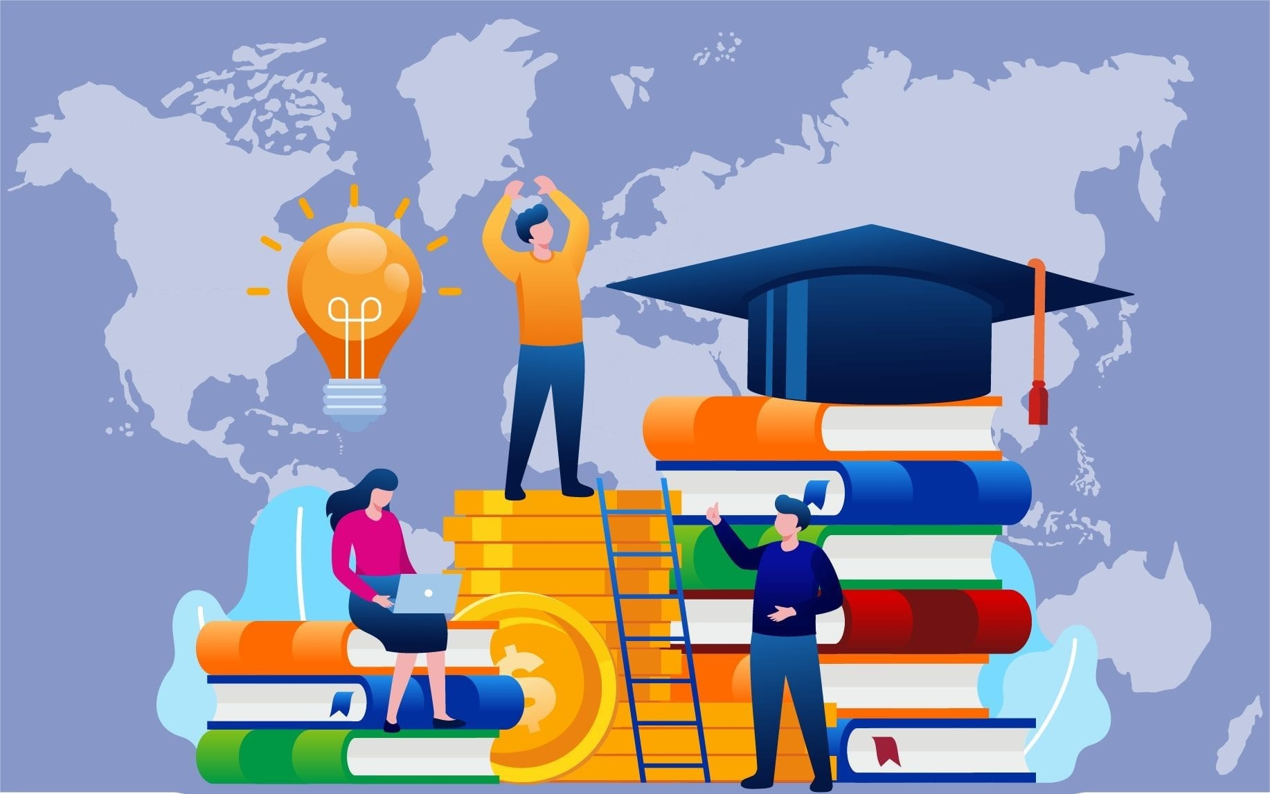 با لتسگویونی شرایط سخت مهاجرت تحصیلی آسان میشود