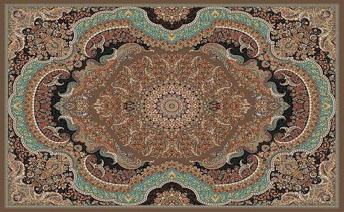 فرش زمینه گردویی به چه دکوری می آید ؟