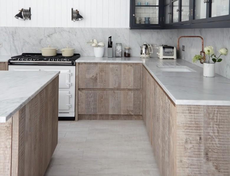کابینت های ساده و مدرن آشپزخانه