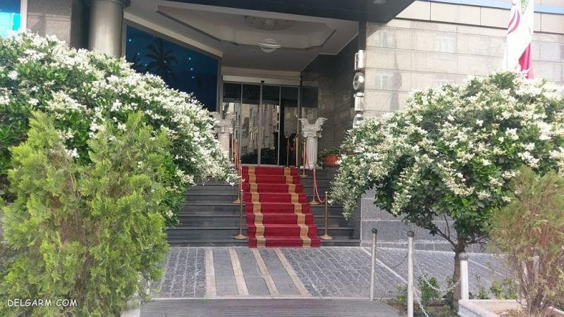 معرفی هتل های خیابان آزادی تهران