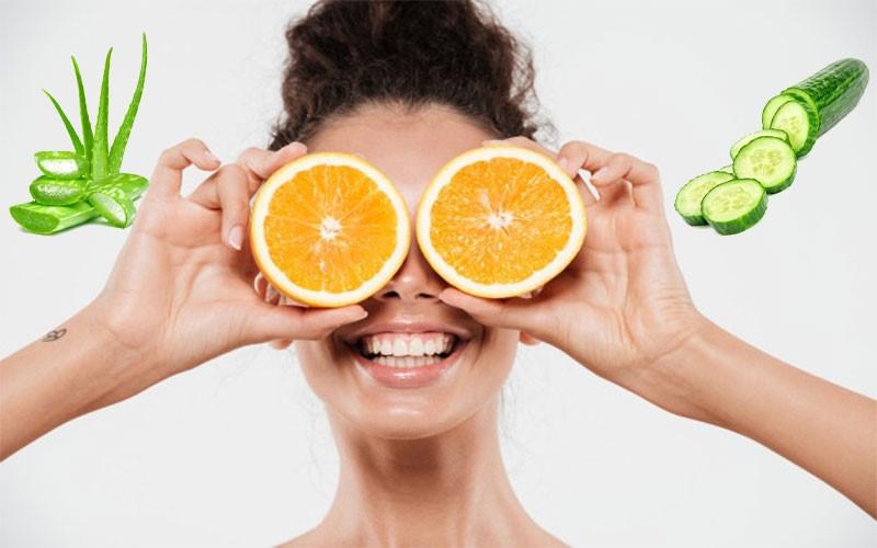 ویتامین های مالیدنی روی پوست
