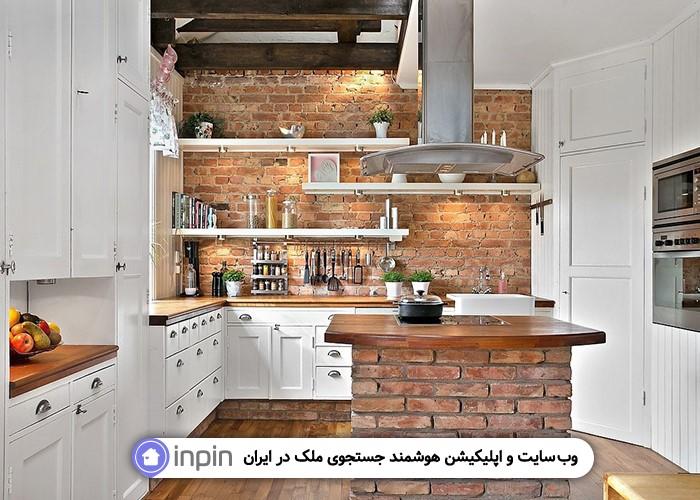 راز آشپزخانههای ساده و شیک خارجی در چیست؟!