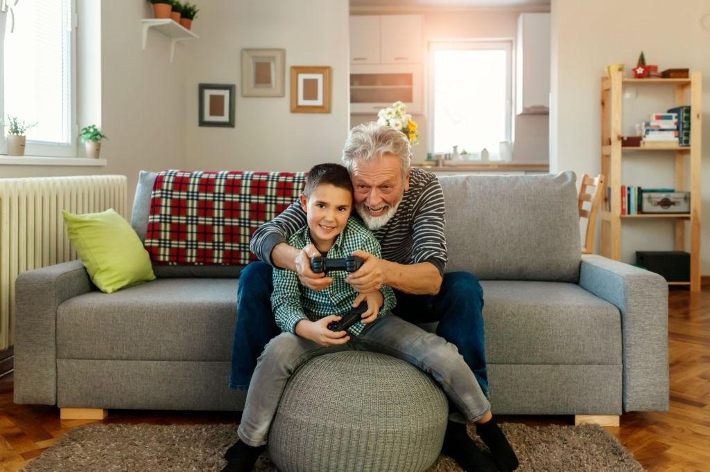 پلی استیشن برای خانواده ها