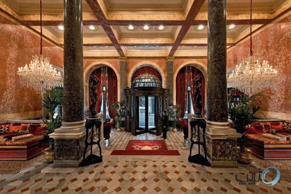 هتل قدیمی پرا