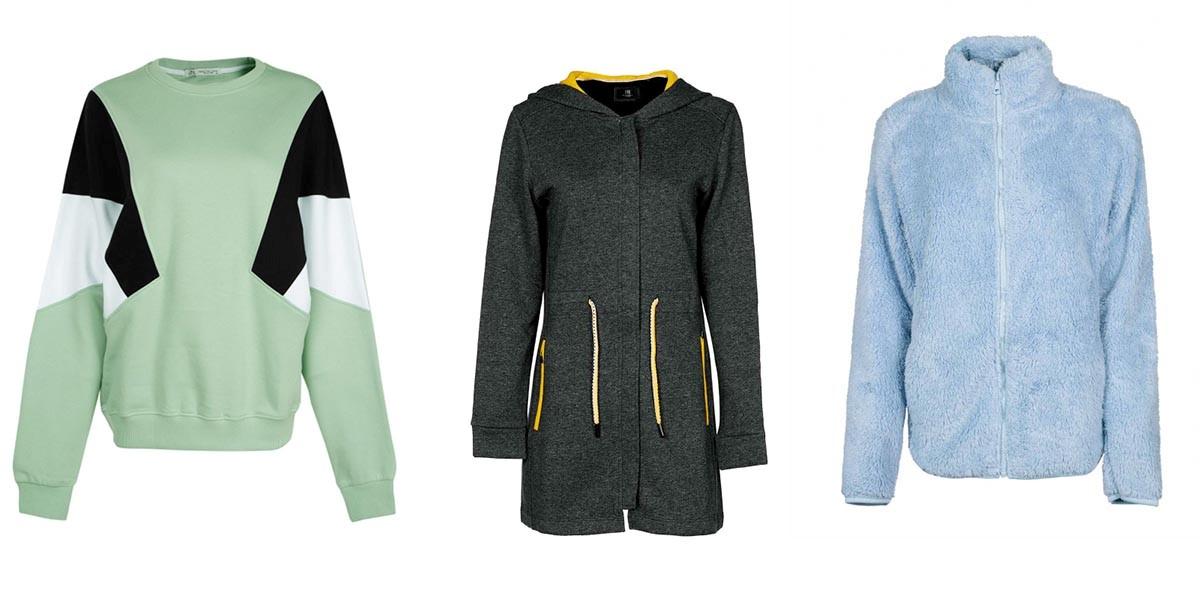 راهنمای انتخاب لباس زمستانی و سویشرت زنانه