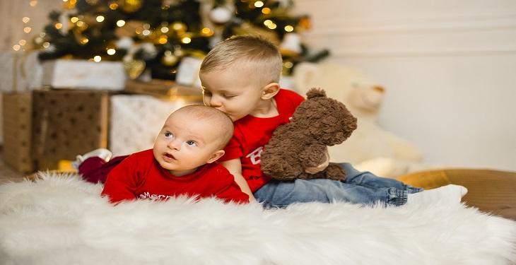 سیسمونی نوزاد متولد زمستان