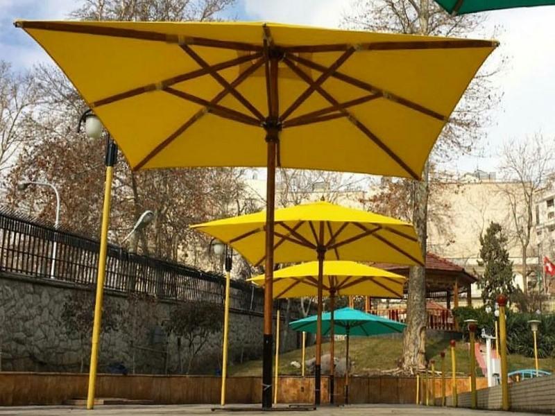 چتر،سایبان،آفتابگیر ویلایی و باغی و 10 نکته مهم که درباره آن باید بدانید
