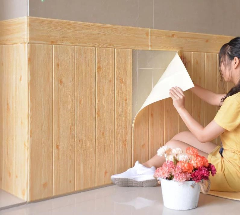 دیوارپوش فومی، بهترین ایده برای پوشش دیوار