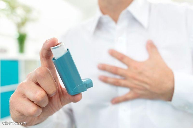 اسپری Asthma بیماری آسم