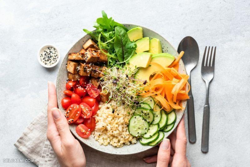 غذای رژیمی کاهش قند خون