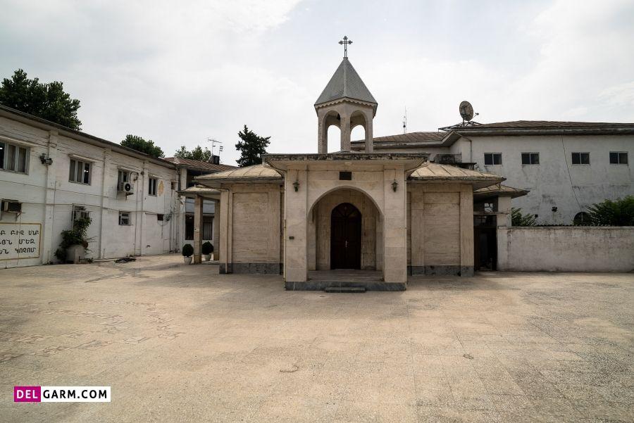 کلیسای مریم مقدس