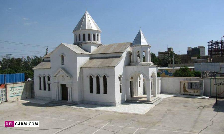 کلیسای گاراپت مقدس