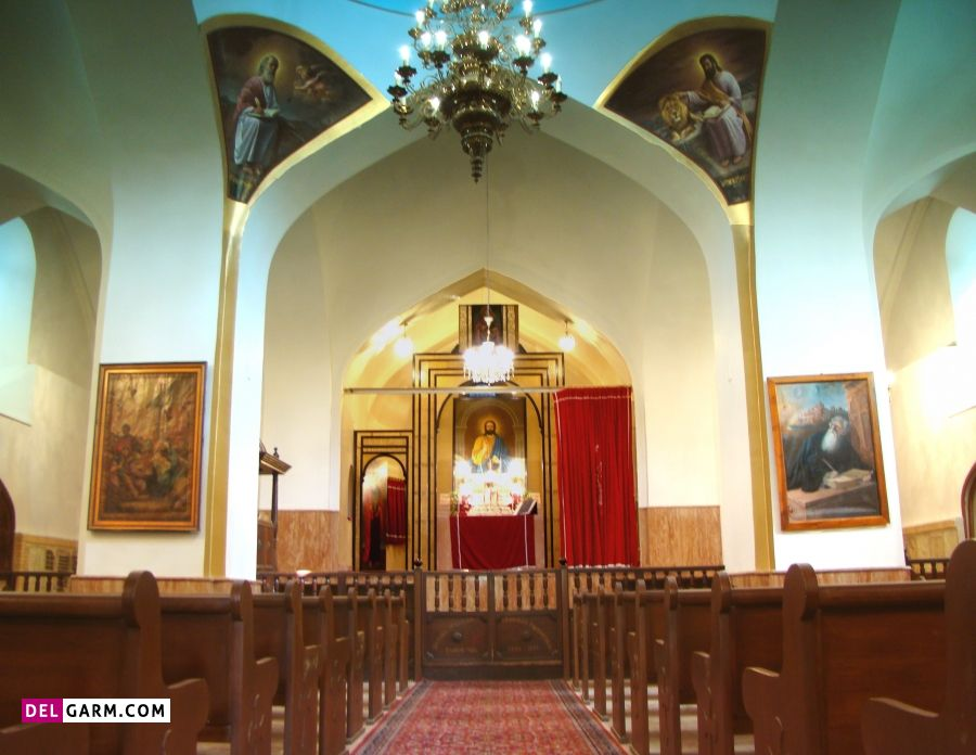 کلیسای گریگور لوساووریچ مقدس