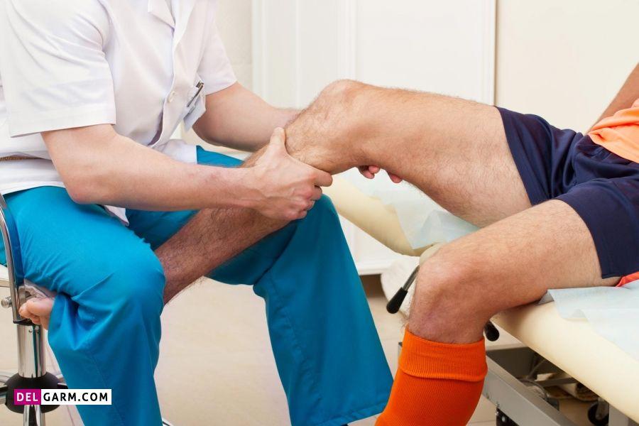 درمان شکستگی پروگزیمال تیبیا