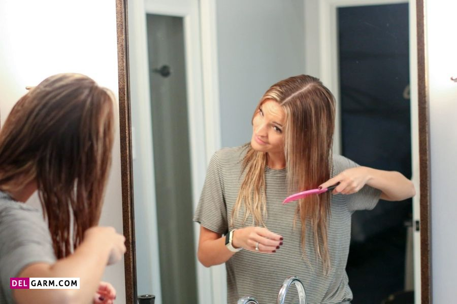 سلامت و زیبایی مو