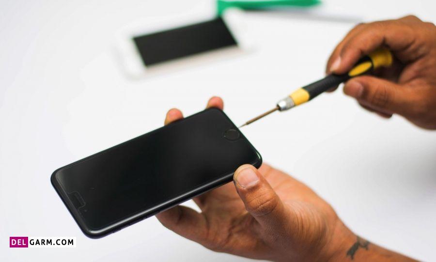 علت روشن نشدن گوشی موبایل