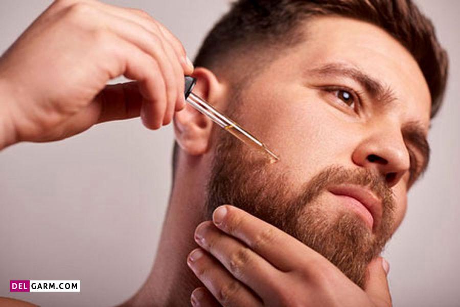 طرز استفاده از روغن ریش