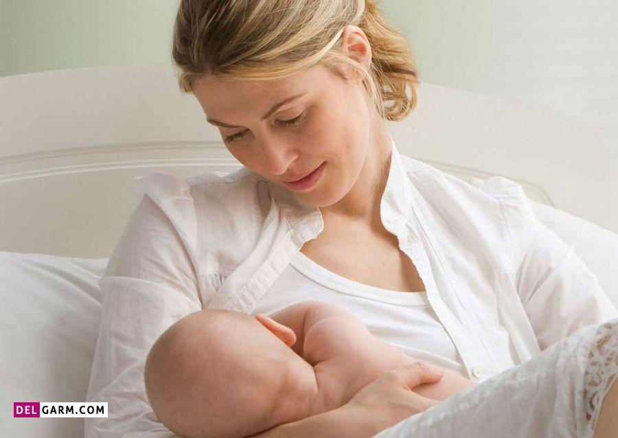 مزایای شیردهی برای نوزاد