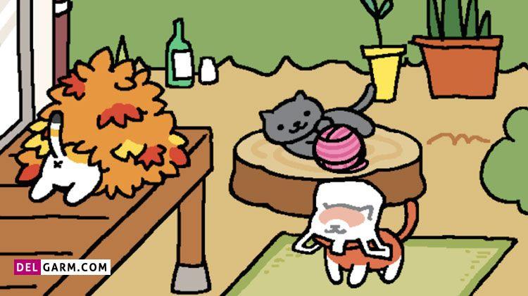 قصه گربه های شلخته