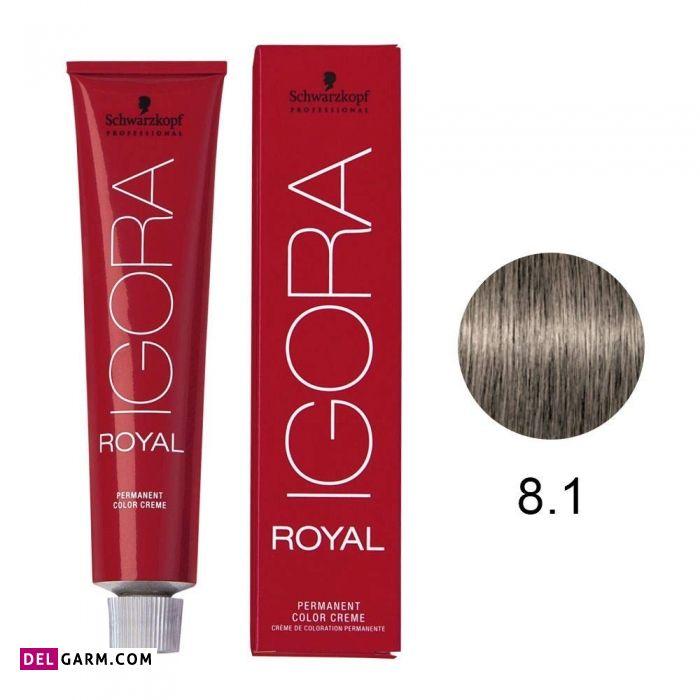 رنگ موی Igora Royal