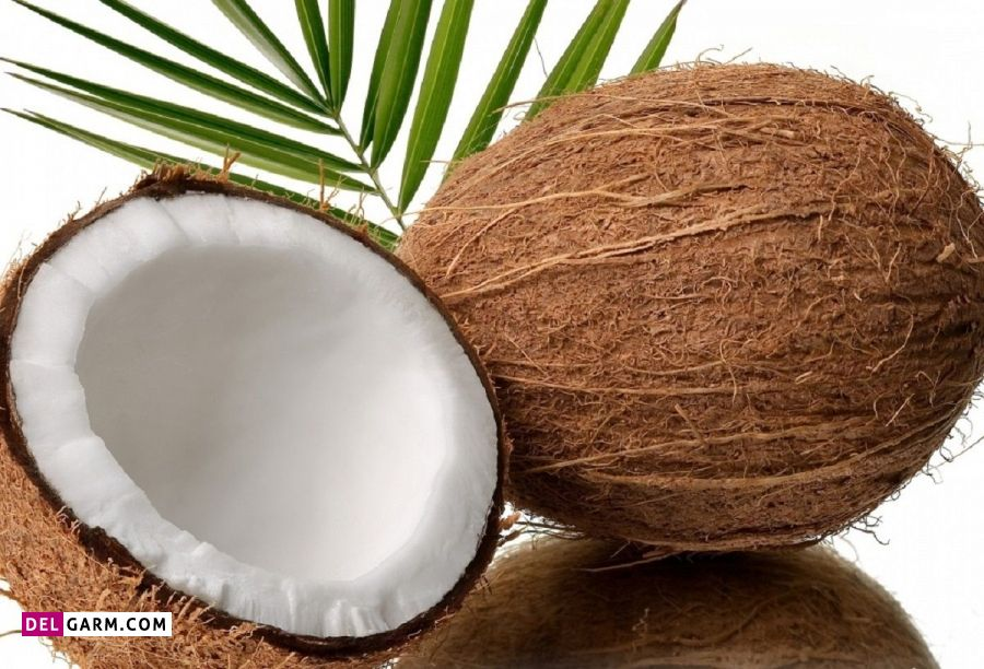 میوه نارگیل برای درمان اسهال