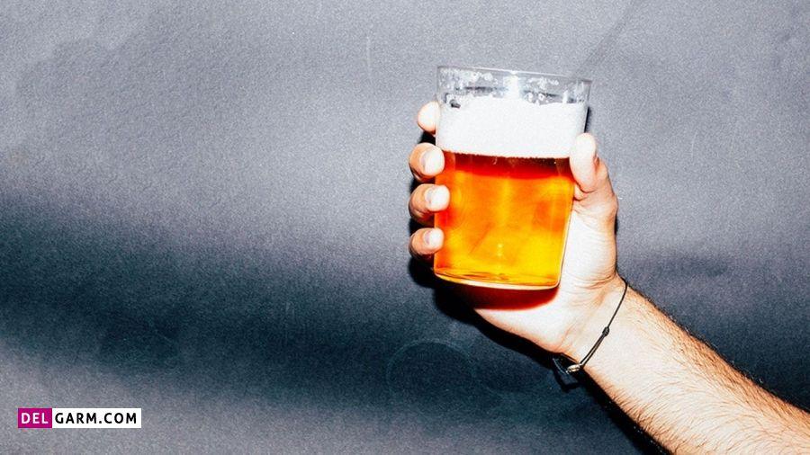پرهیز از مصرف الکل در زمان اسهال
