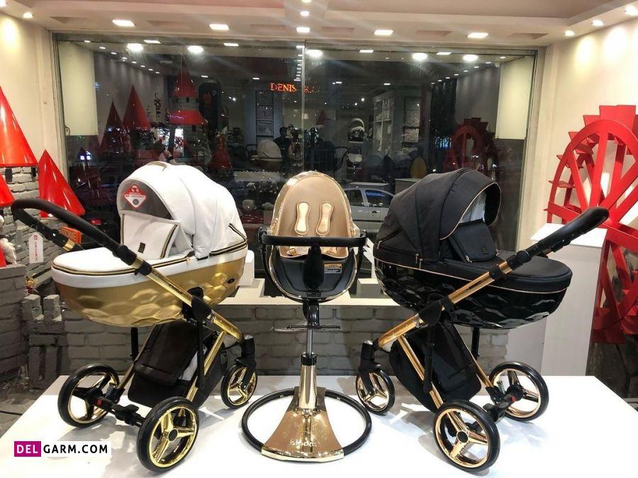 راهنمای کامل خرید کالسکه خوب و با کیفیت برای نوزاد