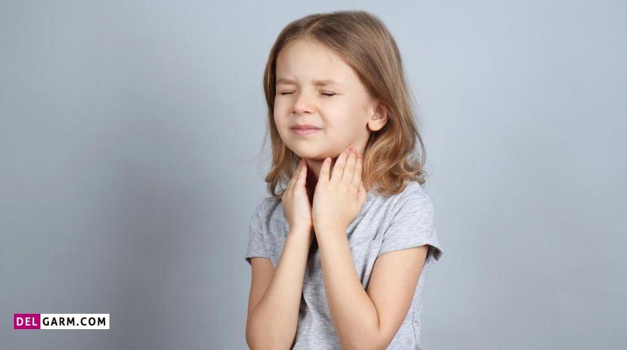 علائم پرکاری تیروئید در نوزادان