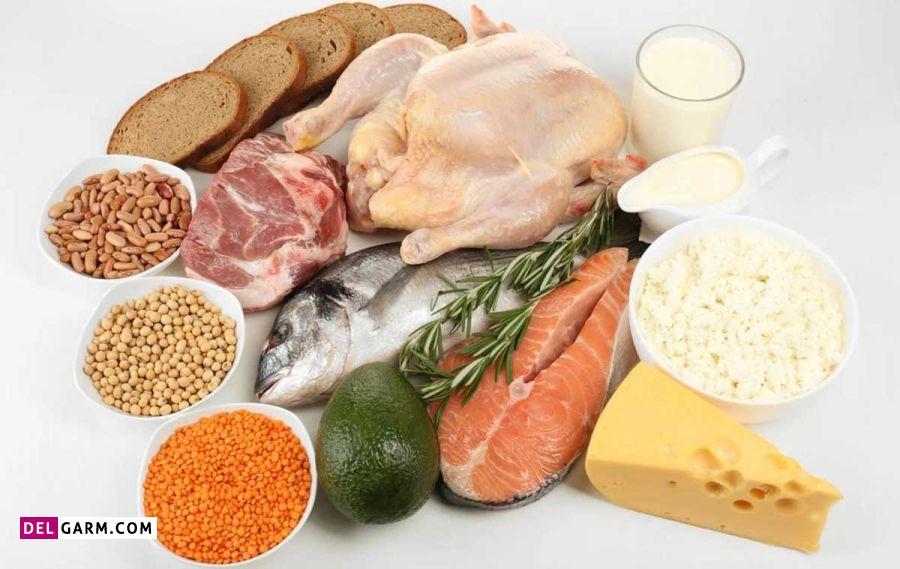 کدام موتد غذایی حاوی فسفر هستند؟
