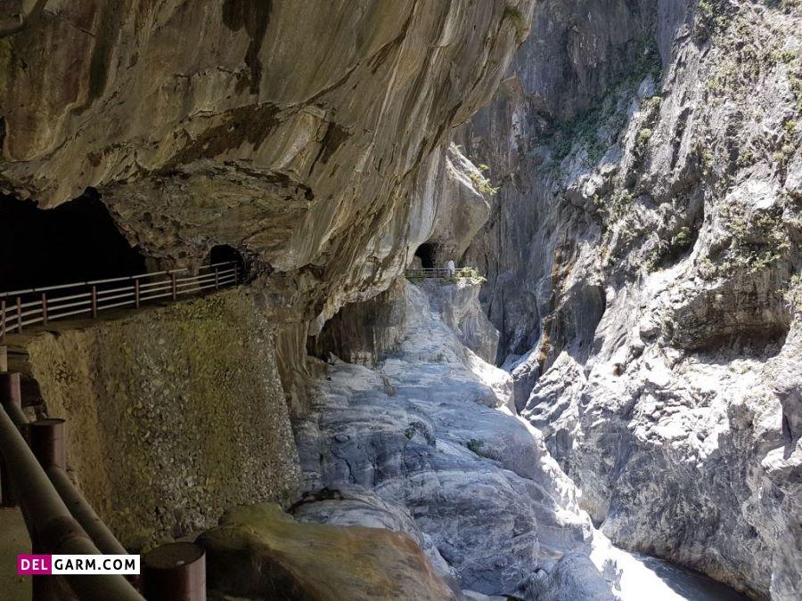 تونل نُه چرخش ـ تایوان