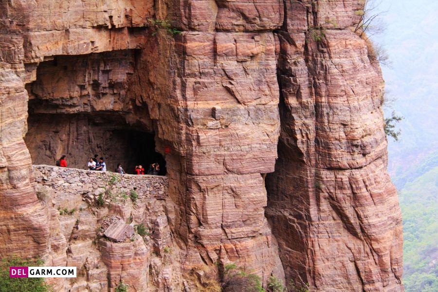 تونل گولیانگ ـ چین
