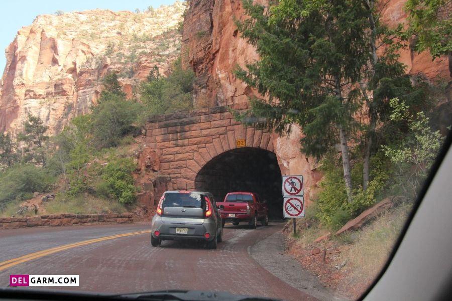 تونل کارمِل ـ آمریکا