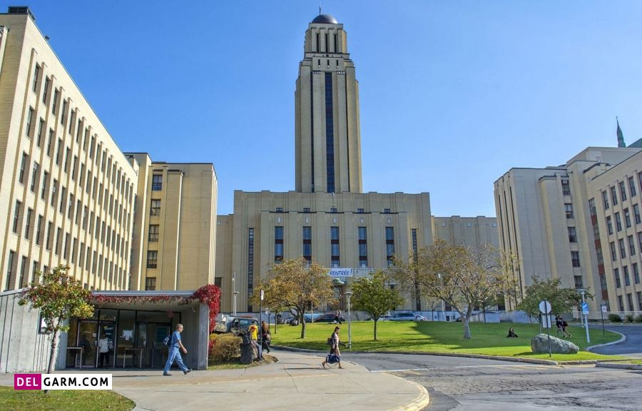 دانشگاه مونترال ( UNIVERSITE DE MONTREAL)